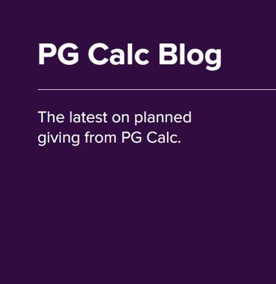 pgcBlog